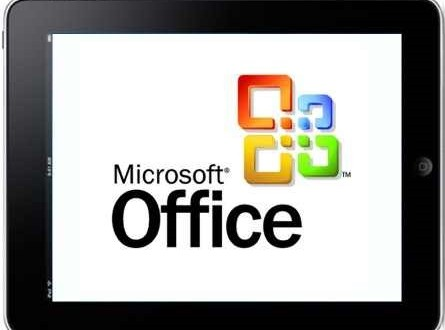 office app for ipad